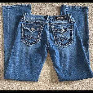 Miss me bootcut Irene size 29